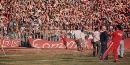 La storia di Reggina-Catania: il fascino di una sfida senza tempo…