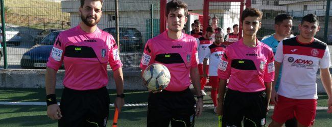 Promozione, Girone B: gli arbitri della 3^ giornata