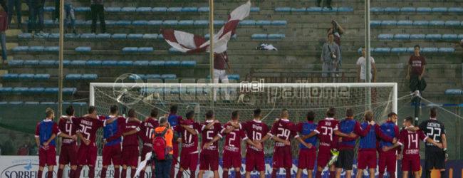 Reggina-Cosenza, sfoglia l'album del derby