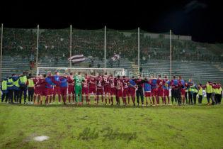 [FOTO GALLERY]Impresa Reggina contro il Catania, sfoglia l'album del match