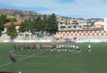 Roccella-Messina 1-0, il tabellino