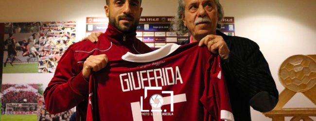 Reggina, a Catania torna Laezza. Prima da titolare per Giuffrida?