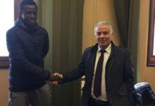 Roccella-Yeboah, è addio: l'attaccante passa al Messina