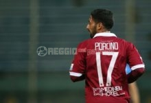 Reggina, Porcino ha firmato per il Catania