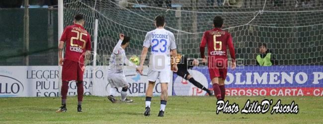 Paganese, la seconda difesa più battuta d'Italia