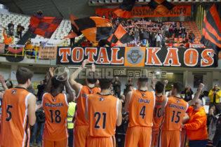 Auguri Total Kaos, lo storico gruppo del basket reggino compie 30 anni