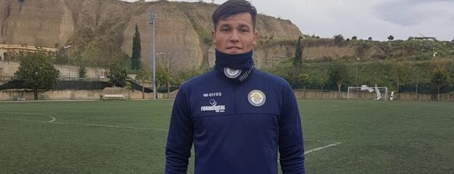 "Reggiomediterranea, Diaz:""Sto cercando squadra in Argentina…"""