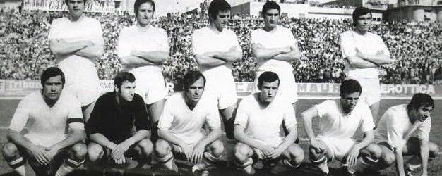 Accadde oggi: Catania '69, Vallongo e Lombardo salvano gli amaranto