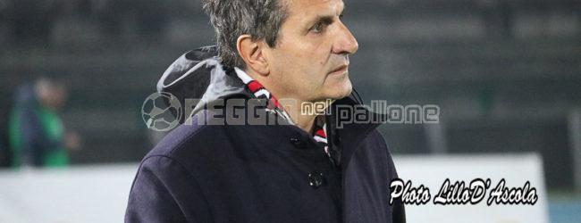 """Ex amaranto, Maurizi: """"Spero di vedere presto la Reggina in B…"""""""