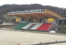 Calcio solidale, ad Amatrice gli Ultras d'Italia ricostruiscono lo stadio