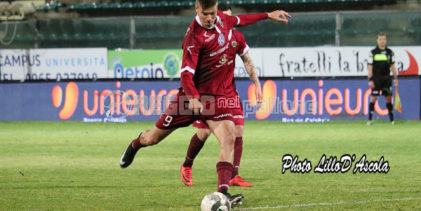 L'ultimo Reggina-Casertana: gol e nervi tesi, Bianchimano regala l'acuto salvezza