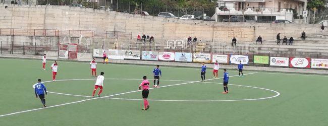 Bocale ADMO-Africo 1-0, il tabellino