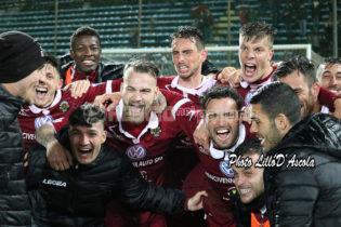 [FOTO] Reggina, finalmente la vittoria! Sfoglia l'album del match con la Casertana