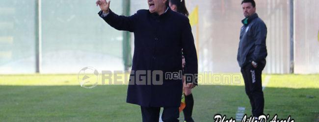 """Reggina, Maurizi: """"Mi assumo tutte le responsabilità, dopo il gol abbiamo perso la testa"""""""