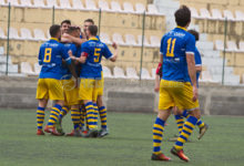 ReggioMediterranea, colpo salvezza: sfoglia l'album del match con l'Acri
