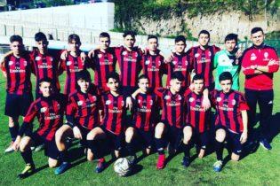 Scuola Calcio Bernardino Cordova, splendida prova al torneo nazionale di Sorrento