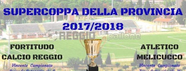 Fortitudo e Atletico Melicucco si contendono la Supercoppa della Provincia