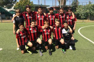 Giovanissimi Calcio a 5, domani per la Bernardino Cordova appuntamento con la storia