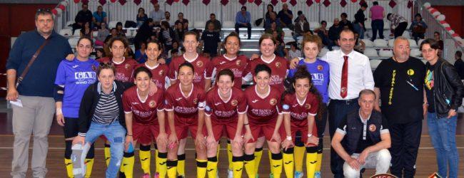 Futsal Reggio, il cuore non basta: i supplementari sorridono a Taranto