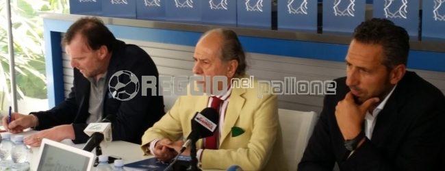 """LIVE – Reggina, Cevoli si presenta: """"Vogliamo far divertire la gente"""""""