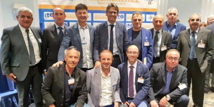 Lega Nazionale Dilettanti, premiati dirigenti e società calabresi