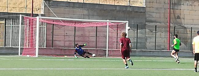 Amichevole Bocale-Locri 0-1, il tabellino; decide Angotti, i locali falliscono un rigore