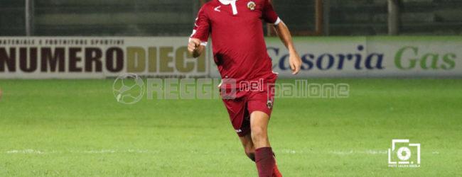 Verso Reggina-Vibonese, storie di ex: Redolfi in mezzo alla difesa rossoblu