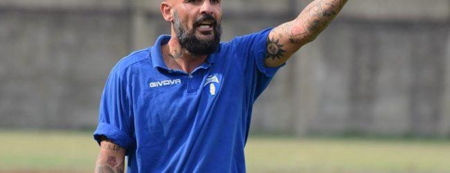 """Casertana, Ginestra: """"Abbiamo fatto il massimo, fino al gol avevamo sofferto poco"""""""