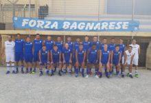 Bagnarese-Rombiolese 1-0, il tabellino