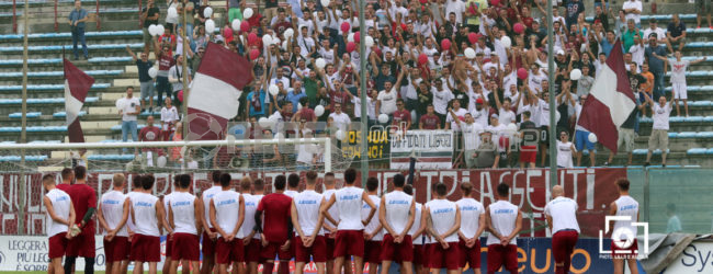 Reggina-Paganese allo stadio Granillo, si attende solo l'ufficialità