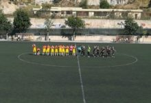 Ravagnese-Palizzi 2-0, il tabellino