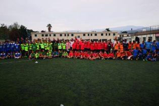 A Reggio Calabria nasce un nuovo progetto: coinvolte sette scuole calcio