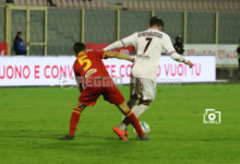 """Catanzaro, Celiento: """"Calati nella ripresa, abbiamo reagito bene dopo il secondo gol"""""""