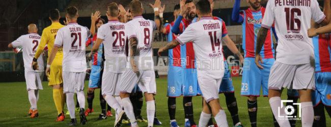 Catania-Reggina, info per i tifosi amaranto