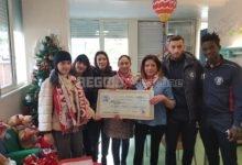 Bocale, doni natalizi ai bambini degli Ospedali Riuniti