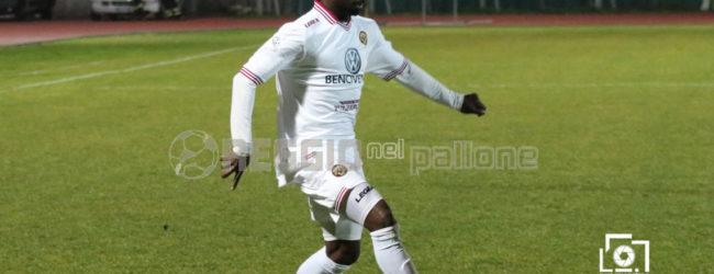 Classifica assist-man Reggina: Doumbia nel gruppo di testa