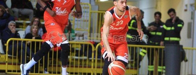 Luiss Roma-Viola, neroarancio ancora nella capitale per chiudere il girone d'andata