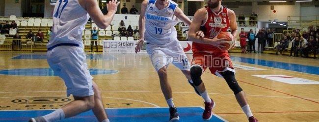 Mood Project Viola RC – Green Basket Palermo 85-67, il tabellino