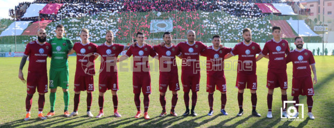 Reggina, Drago convoca 24 calciatori