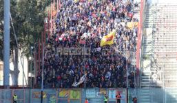 Reggina, sarà ancora derby col Catanzaro: giallorossi eliminati all'89'