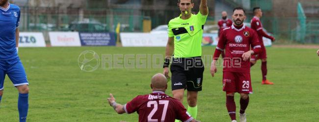Reggina-Baclet ai titoli di coda, l'attaccante verso la Puglia