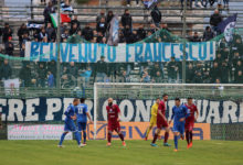 Playout serie C girone C, primo atto alla Paganese