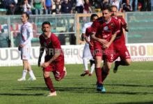 Reggina-Casertana, i TOP & FLOP: Kirwan match-winner, Bellomo da applausi