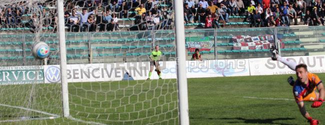 La Reggina ritrova la gioia, vittoria netta sul Catania al Granillo