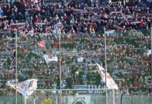 Reggina-Casertana, sfondata quota 8.000. Pochi i tifosi rossoblu…