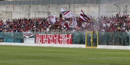 Vibonese-Reggina, stop alla vendita per i residenti di Reggio e Provincia