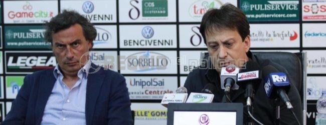 """Reggina, Gallo: """"Dimissioni Iiriti? Ecco come stanno le cose…Gianni farà un grande lavoro"""""""