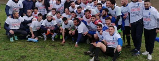 Capolavoro Ravagnese, Promozione centrata con 180′ d'anticipo