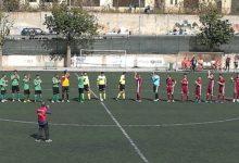 San Giorgio-Rosarno 1-1 d.t.s., tabellino e voti