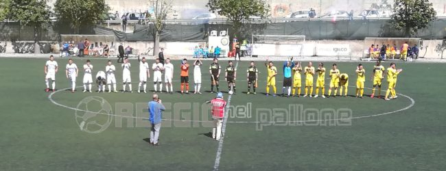 ReggioMediterranea-Biancavilla 1-0, tabellino e voti